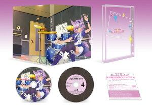 TVアニメ「SHOW BY ROCK!!ましゅまいれっしゅ!!」Blu-ray 第4巻【Blu-ray】
