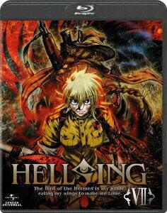 HELLSING 7【Blu-ray】画像