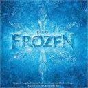 最新洋楽カラオケ人気曲 Idina Menzel イディナ・メンゼルの「Let It Go」を収録したFROZENのサウンドトラックのジャケット写真。