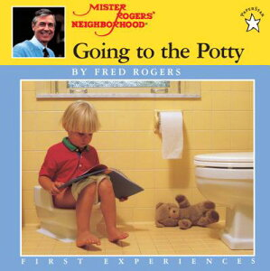 Going to the Potty GOING TO THE POTTY (Mr. Rogers) [ Fred Rogers ]