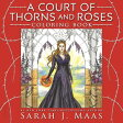 A Court of Thorns and Roses Coloring Book COURT OF THORNS & ROSES COLOR [ Sarah J. Maas ]