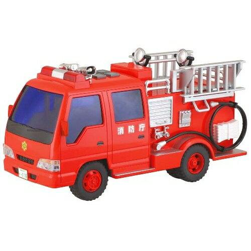 トイコー フリクション サウンドポンプ消防車
