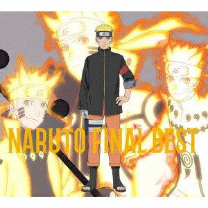 アニメソング, その他 NARUTO FINAL BEST ( CDDVD) ()