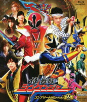 スーパー戦隊シリーズ::侍戦隊シンケンジャー コンプリートBlu-ray2【Blu-ray】