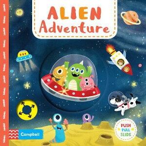 Alien Adventure ALIEN ADV [ Yu-Hsuan Huang ]