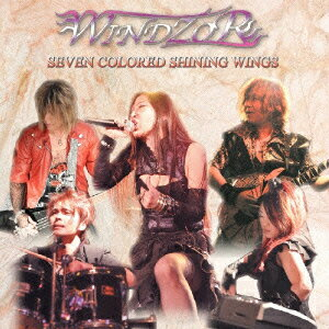 SEVEN COLORED SHINING WINGS [ WINDZOR ]
