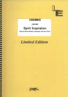 LBS1605 Spirit Inspiration/Nothing's Carved In Stone
