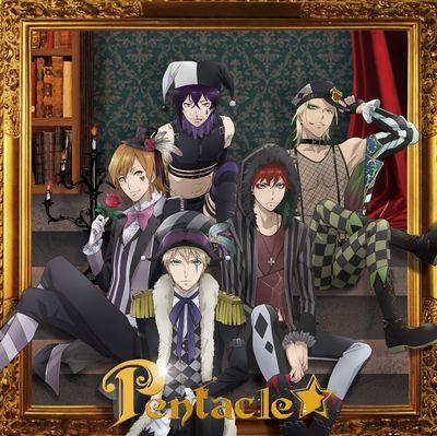 アニメ, アニメソング Dance with Devils ED:: PENTACLE
