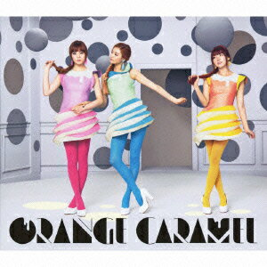 ORANGE CARAMEL(MUSIC VIDEO盤 CD+DVD)画像