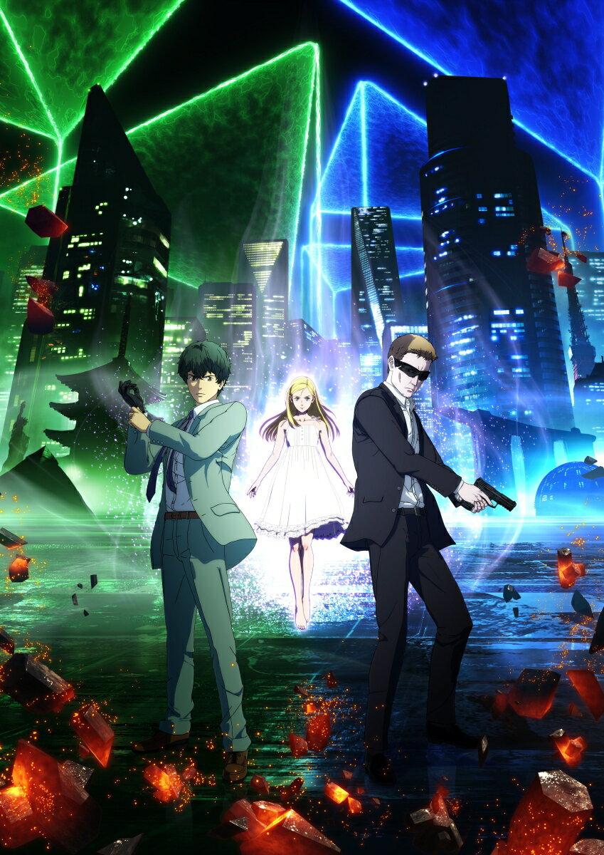 INGRESS THE ANIMATION 第1巻 エンライテンド(数量限定)【Blu-ray】画像