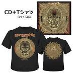 クイーン・オブ・タイム (完全生産限定盤 CD+Tシャツ[Lサイズ]) [ アモルフィス ]