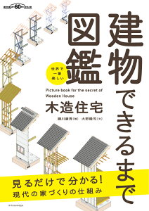 商品リンク写真画像:楽天さんの建物できるまで図鑑(木造住宅編)