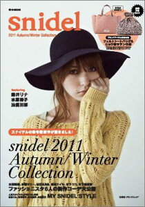 【送料無料】snidel 2011 Autumn/Winter Collection