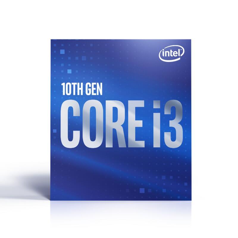 Core i3 10100 BOX