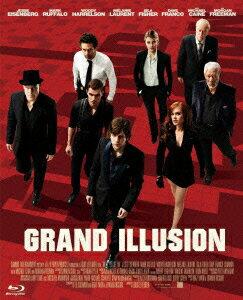 【送料無料】グランド・イリュージョン スタンダード・エディション【Blu-ray】 [ ジェシー・ア...
