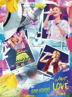 Just LOVE Tour(初回生産限定盤)【Blu-ray】