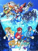 ガンダムビルドファイターズトライ COMPACT Blu-ray Vol.2<最終巻>【Blu-ray】