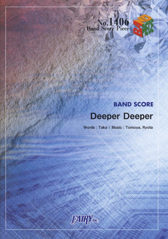 產品詳細資料,日本Yahoo代標|日本代購|日本批發-ibuy99|ONE OK ROCK/Deeper Deeper (Band Score Piece)