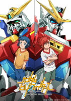 ガンダムビルドシリーズ スペシャルビルドディスク COMPACT Blu-ray【Blu-ray】