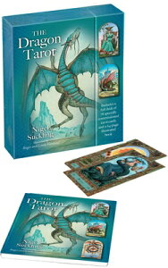 The Dragon Tarot: Includes a Full Deck of 78 Specially Commissioned Tarot Cards and a 64-Page Illust DRAGON TAROT LTD/E [ Nigel Suckling ]