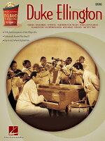 【輸入楽譜】エリントン, Duke: ビッグバンド・プレイ・アロング 第3巻: デューク・エリントン - ドラム編(CD付)