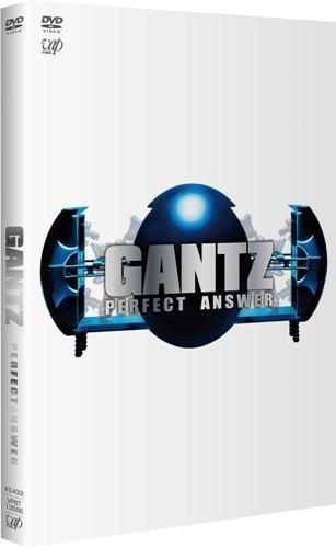 GANTZ PERFECT ANSWER画像