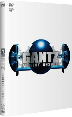 【送料無料】GANTZ PERFECT ANSWER [ 二宮和也 ]