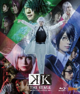 舞台「K RETURN OF KINGS」【Blu-ray】画像
