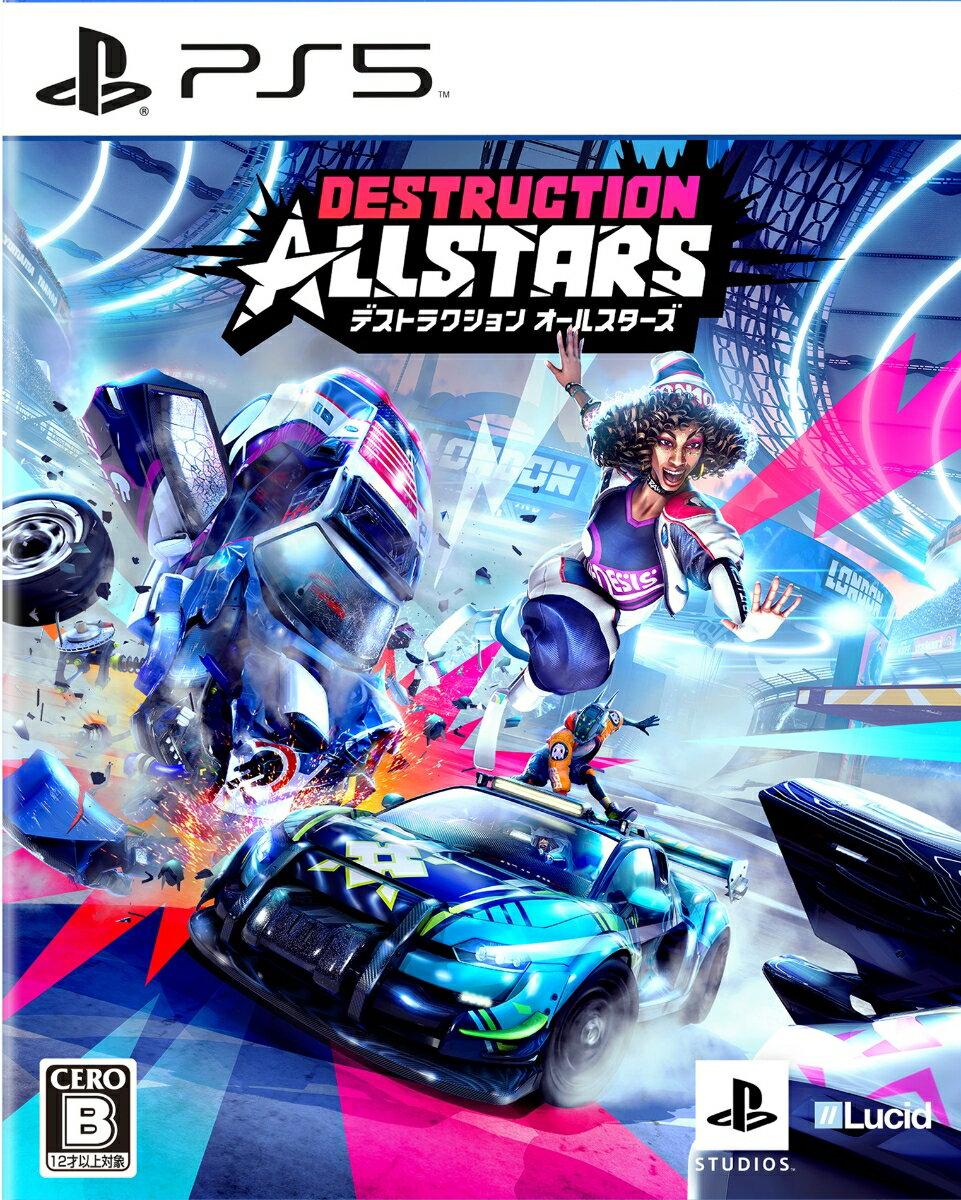 Destruction AllStars画像