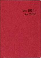 4783 SD-10 Indexプランナー・B6(レッド)