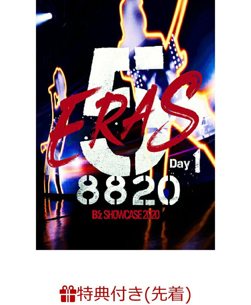 邦楽, ロック・ポップス Bz SHOWCASE 2020 -5 ERAS 8820-Day1(Bz SHOWCASE 2020 -5 ERAS 8820- (A4 )) Bz