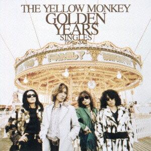 GOLDEN YEARS Singles 1996-2001画像