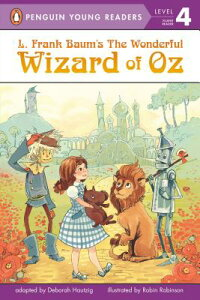L. Frank Baum's Wizard of Oz L FRANK BAUMS WIZARD OF OZ (Penguin Young Readers, Level 4) [ L. Frank Baum ]