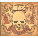 【送料無料】SEX BLOOD ROCK N' ROLL(初回限定盤A CD+Blu-ray) [ VAMPS ]