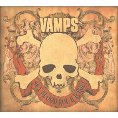 【送料無料】SEX BLOOD ROCK N' ROLL(初回限定盤A CD+Blu-ray) [ VAMPS ]