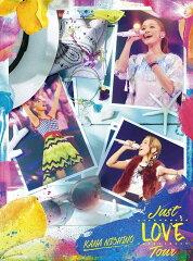 西野カナ Just LOVE Tour 初回生産限定盤 DVD