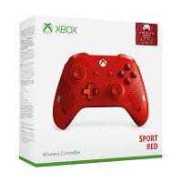 Xbox ワイヤレス コントローラー (スポーツレッド)の画像