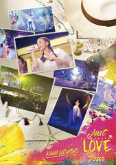 西野カナ Just LOVE Tour 通常盤 Blu-ray