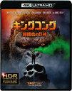 キングコング:髑髏島の巨神(4K ULTRA HD+ブルーレイ)【4K ULTR