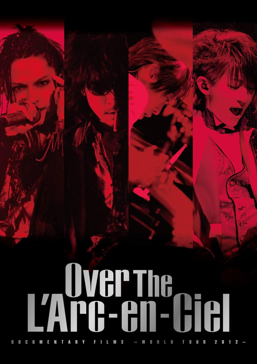DOCUMENTARY FILMS 〜WORLD TOUR 2012〜 「Over The L'Arc-en-Ciel」/ラルク アン シエル 【通常盤】画像