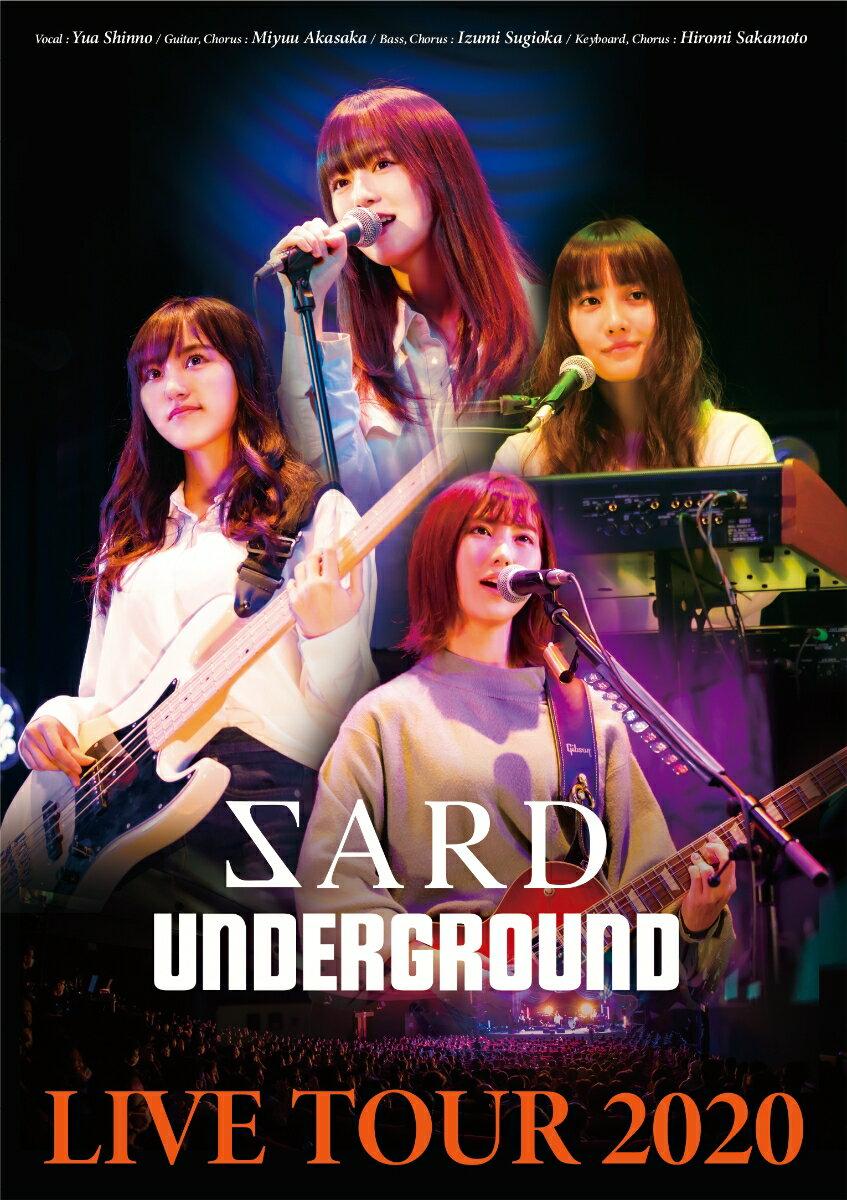 SARD UNDERGROUND LIVE TOUR 2020【Blu-ray】