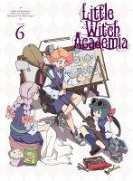 リトルウィッチアカデミア Vol.6【Blu-ray】