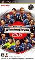 ワールドサッカー ウイニングイレブン2014 PSP版の画像