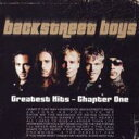 【輸入盤】Greatest Hits - Chapter One [ Backstreet Boys ]