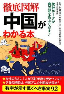 【送料無料】徹底図解中国がわかる本