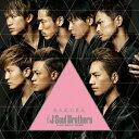 三代目 J Soul Brothers from EXILE TRIBEのシングル曲「S. A. K. U. R. A.」のジャケット写真。