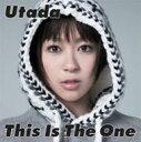 【輸入盤】This Is The One [ Utada ]