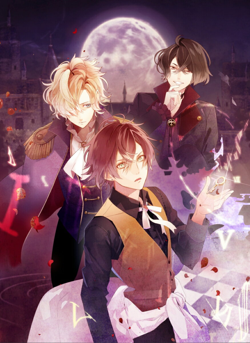 Nintendo Switch, ソフト DIABOLIK LOVERS CHAOS LINEAGE
