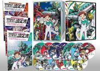 新幹線変形ロボ シンカリオン Complete Blu-ray BOX【Blu-ray】