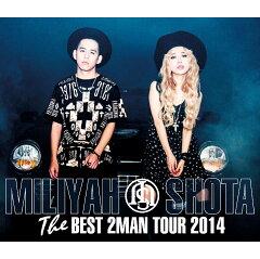 【楽天ブックスならいつでも送料無料】The BEST 2MAN TOUR 2014【Blu-ray】 [ 加藤ミリヤ×清水...